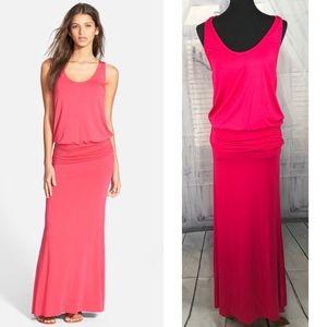 Soft Joie Katara Tank Maxi Dress Jersey Sz Large